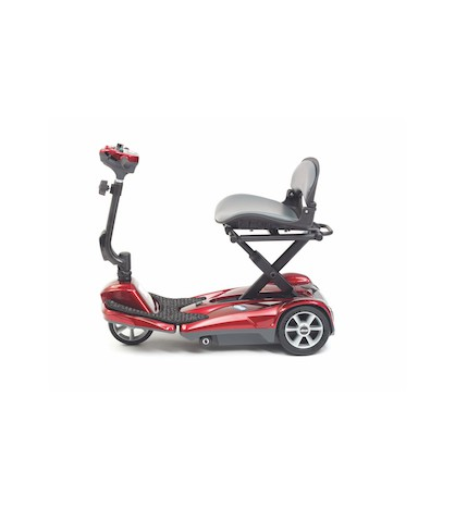 Scooter pliant automatique