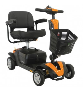SCOOTER TRAVELER PLUS ORANGE